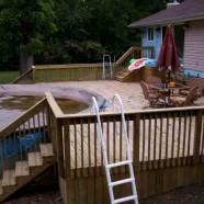 Deck Construction & Excavation