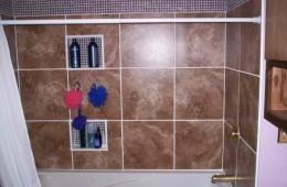 Bathroom Remodel – Ceramic Tile Installation