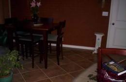 Kitchen – Minor Remodel & Ceramic Tile Installation